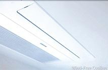 Top 3 trải nghiệm tốt với công nghệ điều hòa Wind-Free