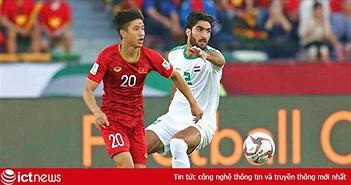 Lịch trực tiếp Asian Cup 2019 ngày 12/1 trên VTV5, VTV6 và Fox Sports: Việt Nam chạm trán với Iran