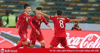 Xem bóng đá trực tiếp hôm nay: Việt Nam gặp Iran, vòng bảng Asian Cup 2019