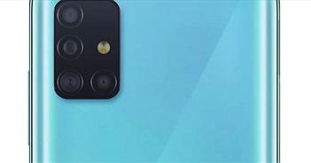 Đánh giá camera chụp cận – macro trên Galaxy A51