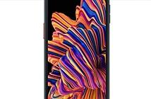 Samsung tung phiên bản smartphone nổi đồng cối đá Galaxy Xcover Pro mới