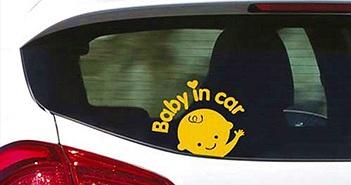 Công nghệ giúp phát hiện trẻ em bị bỏ quên trên ôtô