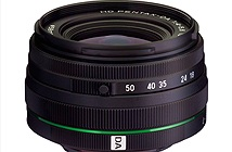 Pentax công bố ống kính DA 18-50mm F4-5.6 DC WR RE: Ống kính Zoom ngắn nhất thế giới
