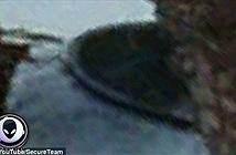 Tìm thấy vật thể giống UFO ở hang động Nam Cực