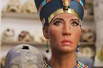 Công nghệ quét 3D tái hiện thành công gương mặt nữ hoàng Nefertiti