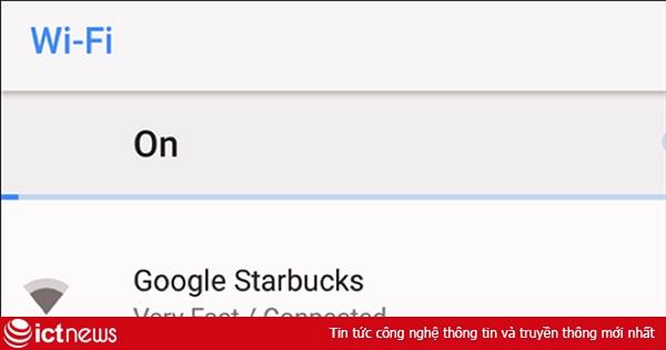 Làm sao Google biết được mạng Wi-Fi nhanh hay chậm từ trước khi kết nối?