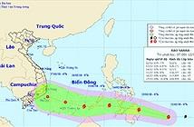 Bão số 2 giật cấp 10, tiến vào biển Đông những ngày sát Tết