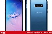 Soi ảnh báo chí của Galaxy S10 và Galaxy S10e