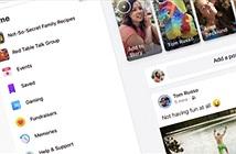 Facebook chính thức cập nhật giao diện mới cho người dùng Việt