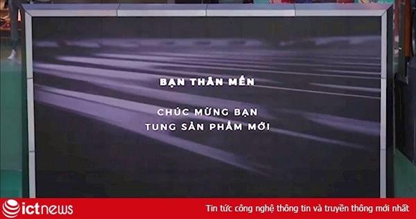 Oppo gửi hoa mừng Samsung ở Việt Nam nhân ngày ra mắt Galaxy S20