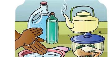Bí kíp ăn uống an toàn mùa dịch bệnh