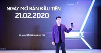 Cận cảnh Samsung Galaxy Z Flip tại Việt Nam giá 36 triệu bán từ 14/2