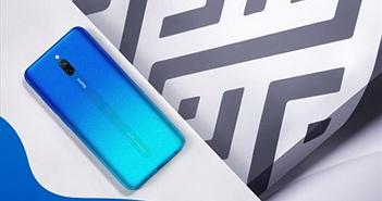 Redmi 8A Dual ra mắt: nâng cấp của Redmi 8A, giá từ 91 USD