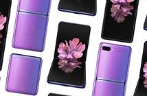 Samsung Galaxy Z Flip ra mắt: màn hình gập vỏ sò, giá 1380 USD bán ngày Valentine