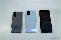 Samsung ra mắt Galaxy S20 series: nhiều công nghệ tiên phong, giá từ 999 USD