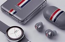 Samsung và Thom Browne hợp tác ra mắt Galaxy Z Flip phiên bản giới hạn