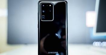 Trên tay nhanh 'siêu phẩm' Galaxy S20 Ultra đầu tiên tại Việt Nam