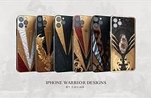 Caviar giới thiệu bộ sưu tập iPhone 12 Pro Warrior tiếp theo