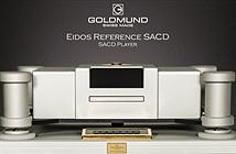 """Goldmund Eidos Reference - Đầu đĩa SACD giá """"nhẹ nhàng"""" 5,5 tỉ, ngang Porsche Cayenne S"""