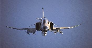 Bí mật cuộc đối đầu giữa F-4 của Israel và MiG-21 của Triều Tiên