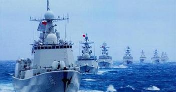 Hải quân Trung Quốc đừng mơ cướp địa vị bá chủ của Mỹ