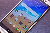 HTC One M9 sẽ có biến thể 64GB