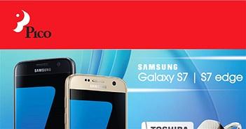 Nhận ngay 3 triệu khi đặt mua cặp đôi Samsung Galaxy S7 và Samsung Galaxy S7 Edge