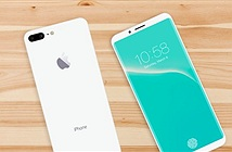 Bản dựng iPhone 8 màu Jet White đẹp không tì vết