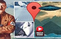 Google Earth phát hiện loạt bí mật gây sốc ở Nam cực