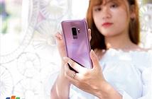 Cùng FPT Shop mở hộp Galaxy S9+ bản thương mại, màu tím - Lilac Purple