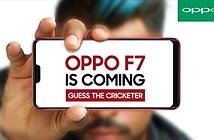 Oppo F7 sẽ ra mắt vào 26/3: màn hình tai thỏ