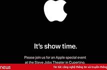 """Apple tổ chức sự kiện ngày 25/3 """"It's Show Time"""""""