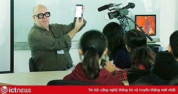 RMIT Việt Nam đào tạo ngành Thiết kế ứng dụng sáng tạo tại Hà Nội từ năm nay