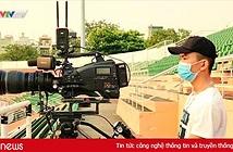 Thưởng thức V.League 2020 với công nghệ 10 camera