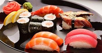 6 mối nguy tiềm ẩn có thể xảy ra khi ăn đồ sống như sushi, sashimi