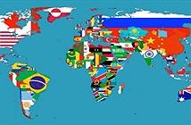 Có bao nhiêu quốc gia trên thế giới?