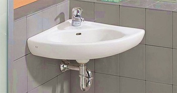 Vì sao ống thoát nước của Lavabo lại có hình cong?