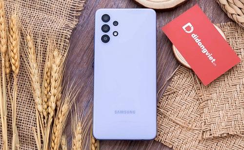 3 ngày săn Samsung Galaxy A32 giá chỉ từ 5,9 triệu