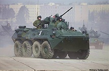 10 xe bọc thép chở quân tốt nhất thế giới