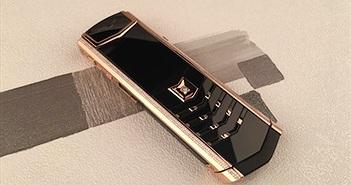 Điện thoại Vertu giá gần 700 triệu đồng