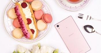 Sony sắp ra mắt Xperia Z5 Premium màu hồng