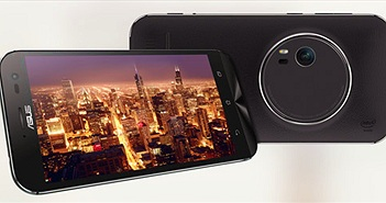 ZenFone Zoom chuyên gia chụp hình lên kệ giá 13,5 triệu