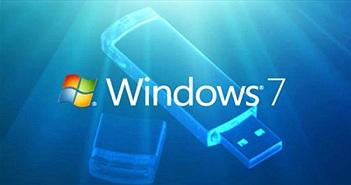 Hướng dẫn 3 cách cài đặt Windows 7 trên Netbook