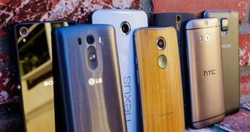 """5 smartphone cũ nhưng vẫn """"chất"""", đáng để bỏ tiền ra mua"""