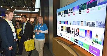 Samsung phủ nhận smart TV dính lỗ hổng bảo mật