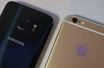 Vượt Apple, Samsung trở lại vị trí nhà sản xuất di động số 1