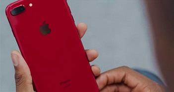 """Video đập hộp iPhone 8 Plus Đỏ siêu """"hot"""""""