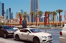 Dubai sắp thử nghiệm biển số xe điện tử, hỗ trợ điều tiết giao thông từ xa