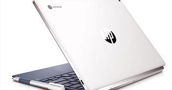 HP giới thiệu Chromebook x2: 599 USD, có bàn phím rời và bút stylus