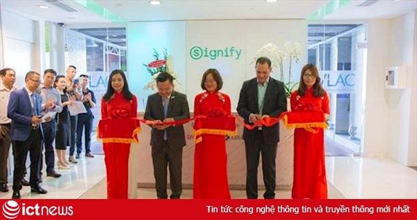 Khánh thành trung tâm ứng dụng chiếu sáng IoT của Signify